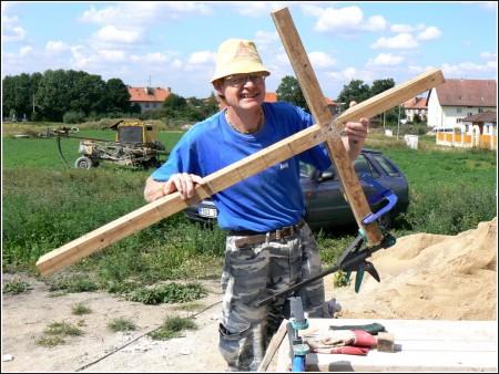 Pexeso s křížem